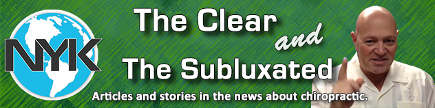 The Clear and the Subluxated by Bobby Braile at Now You Know