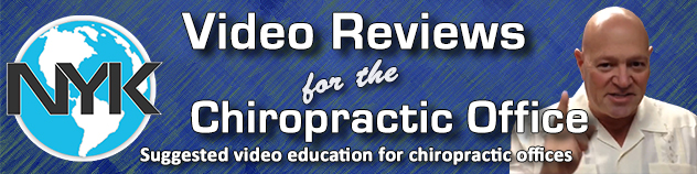 Chiropractic Video reviews - Bobby Braile at Now You Know